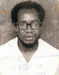 an old school passport photo of my dad...
