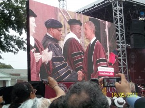 Brand new Morehouse Man President Obama!