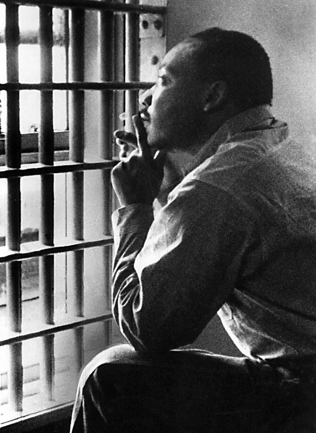 Luther King Jr In Jail Martin luther king, jr, Martin Luther King Jr ...
