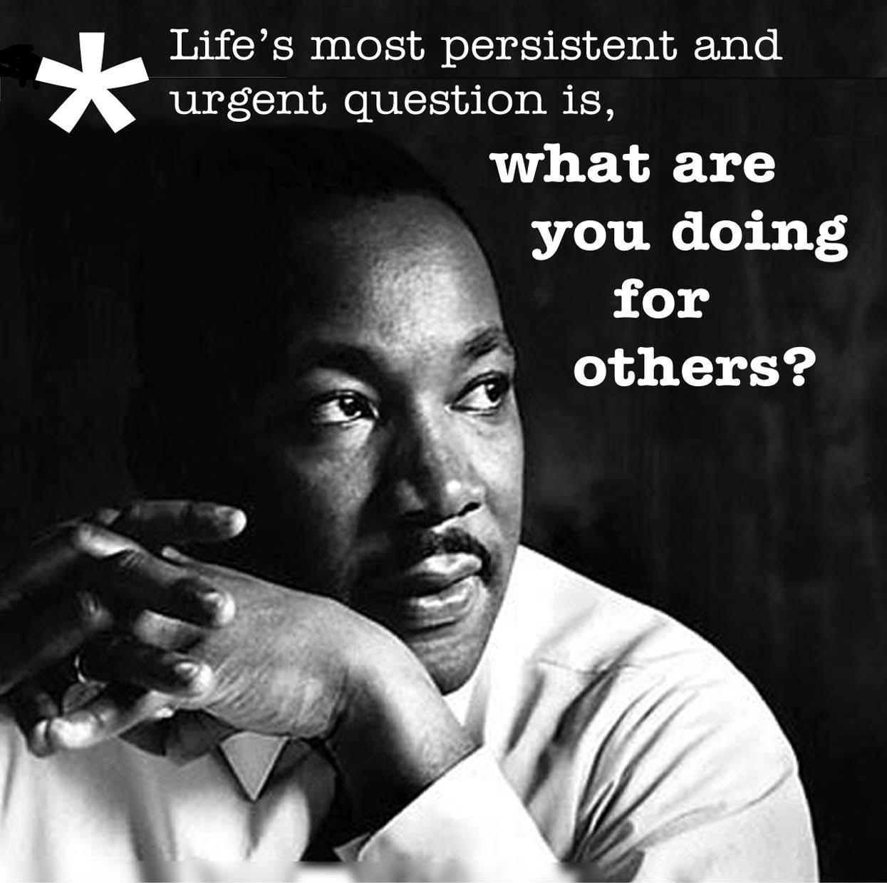 Celebrating Dr Martin Luther King Jr Day An Atlanta Salon Spa