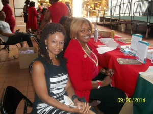 Me & Soror, Dr., Ambassador & More Suzan Johnson Cook...