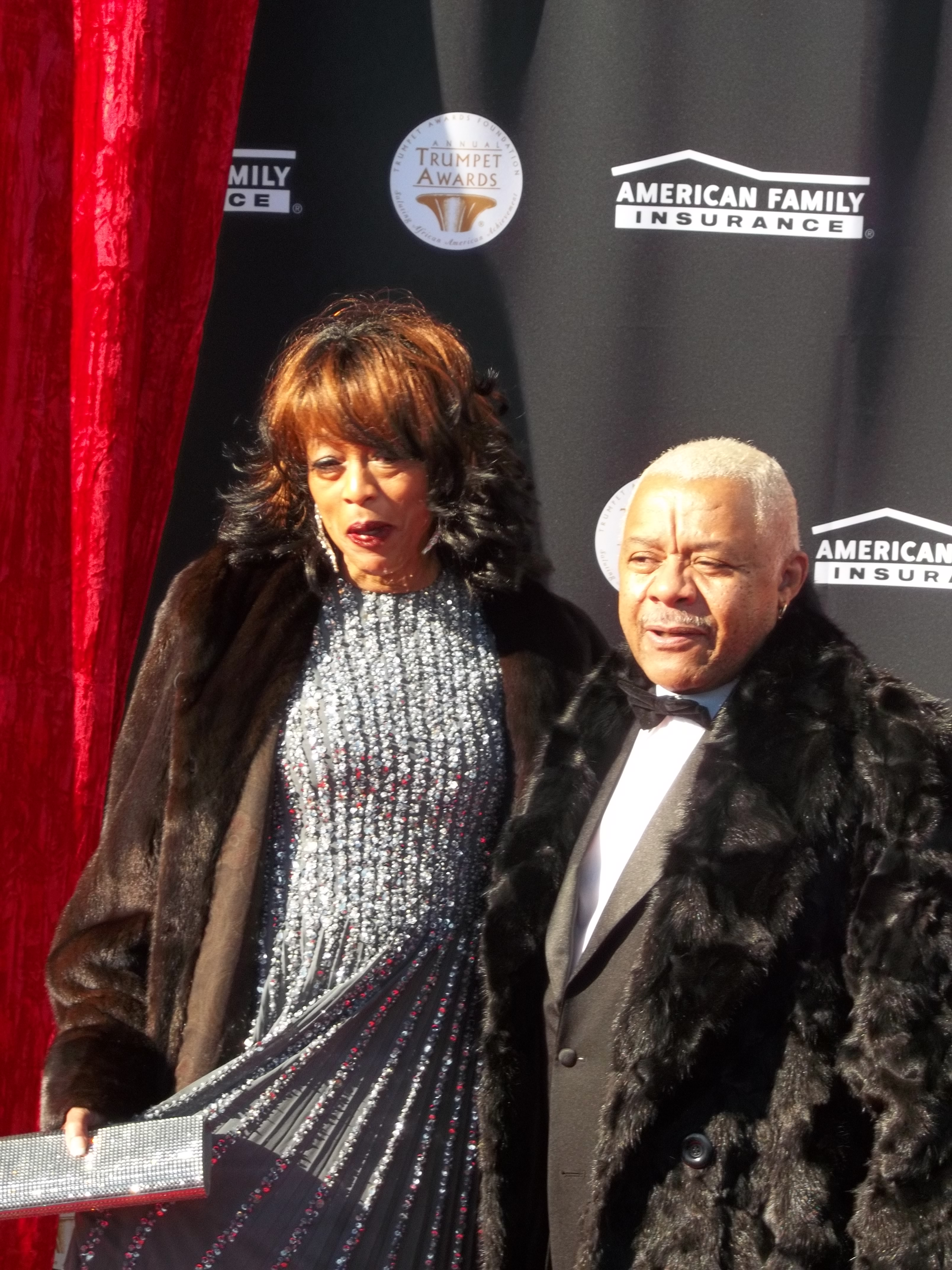 My Red Carpet Coverage Of The 2015 Trumpet Awards Watch It