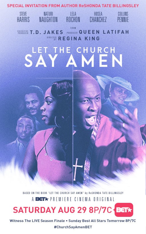 say amen