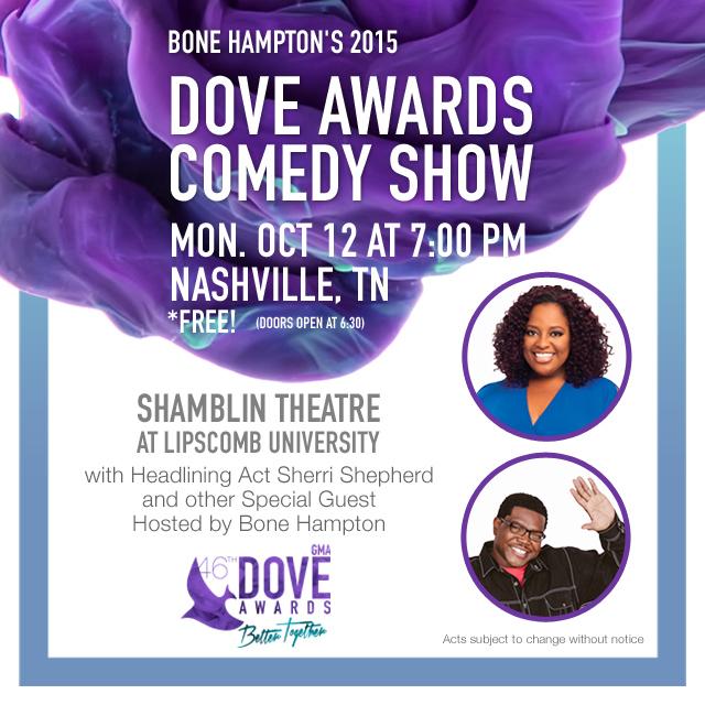Dove Comedy Show