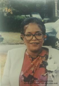 Jacquelyn Pullins aka Aunt Jackie