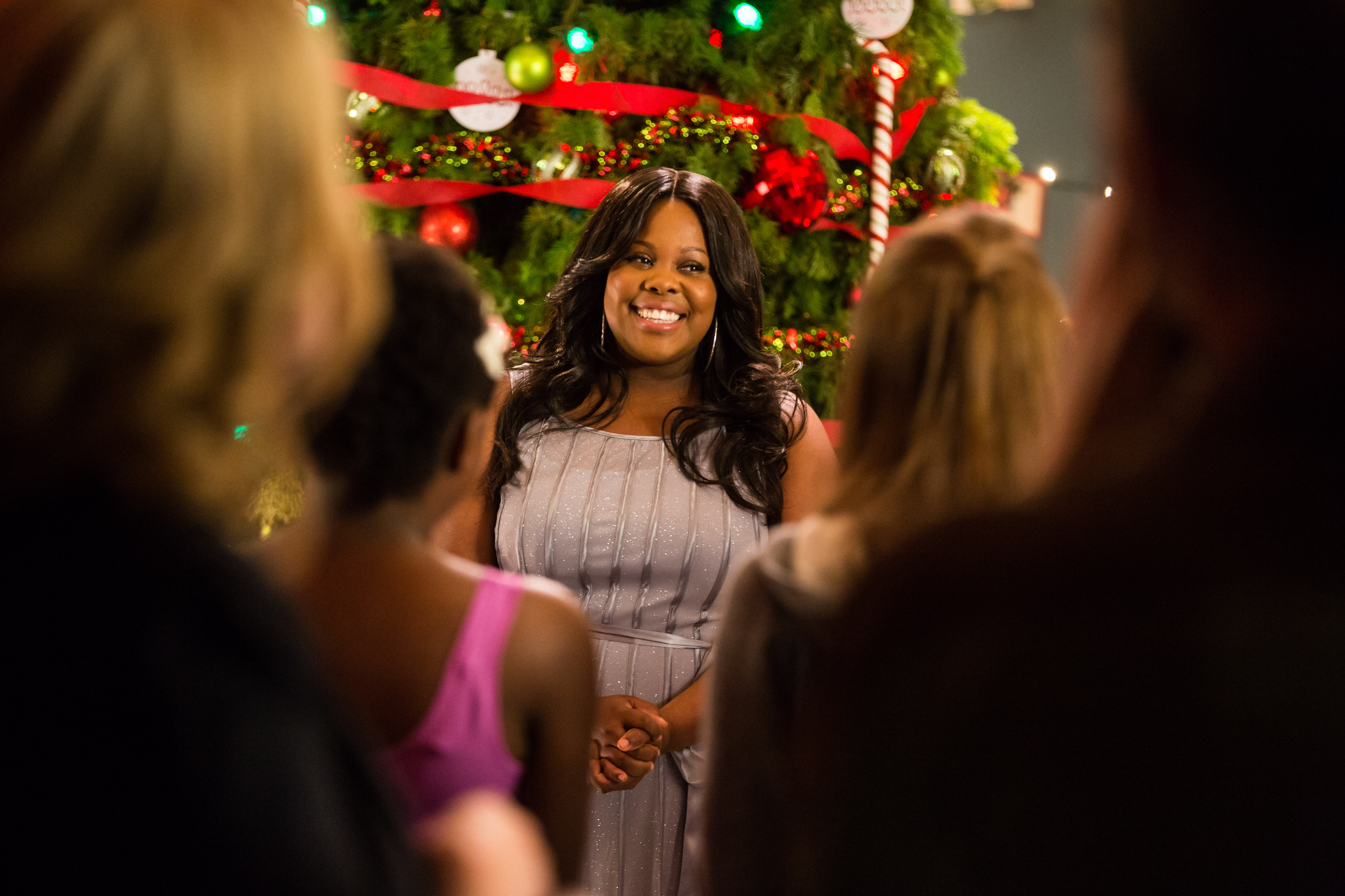 The wiz live 39 s amber riley stars in new up movie 39 my one for Christmas movies that are on tonight