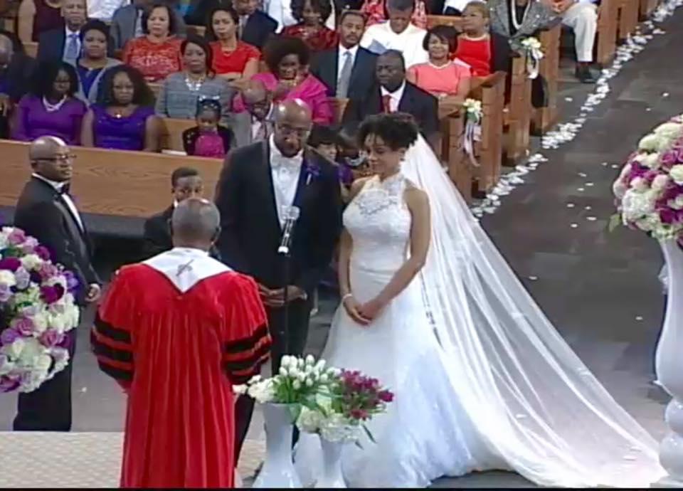 Why Wait? Historic Ebenezer Baptist Church Pastor Marries ...
