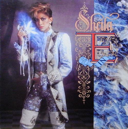 Sheila E. album cover