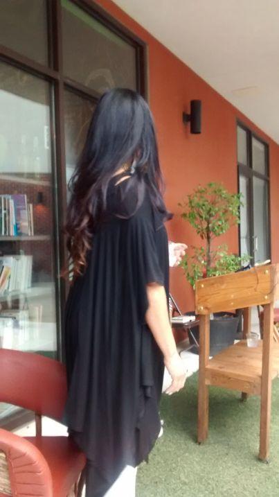 Sheila's hair