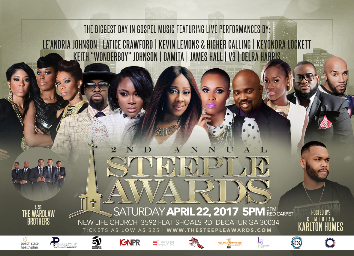Gospel Star & Pastor Le'Andria Johnson to Perform at the 2nd