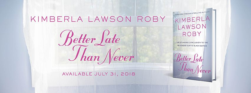 New York Times Bestselling Author Kimberla Lawson Roby Releases Last