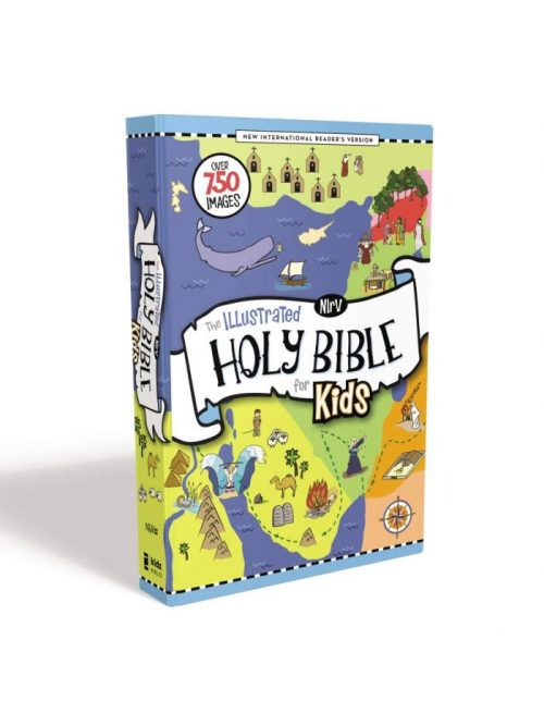 Zondervan Releases The Nirv The Illustrated Holy Bible For Kids After The Altar Call